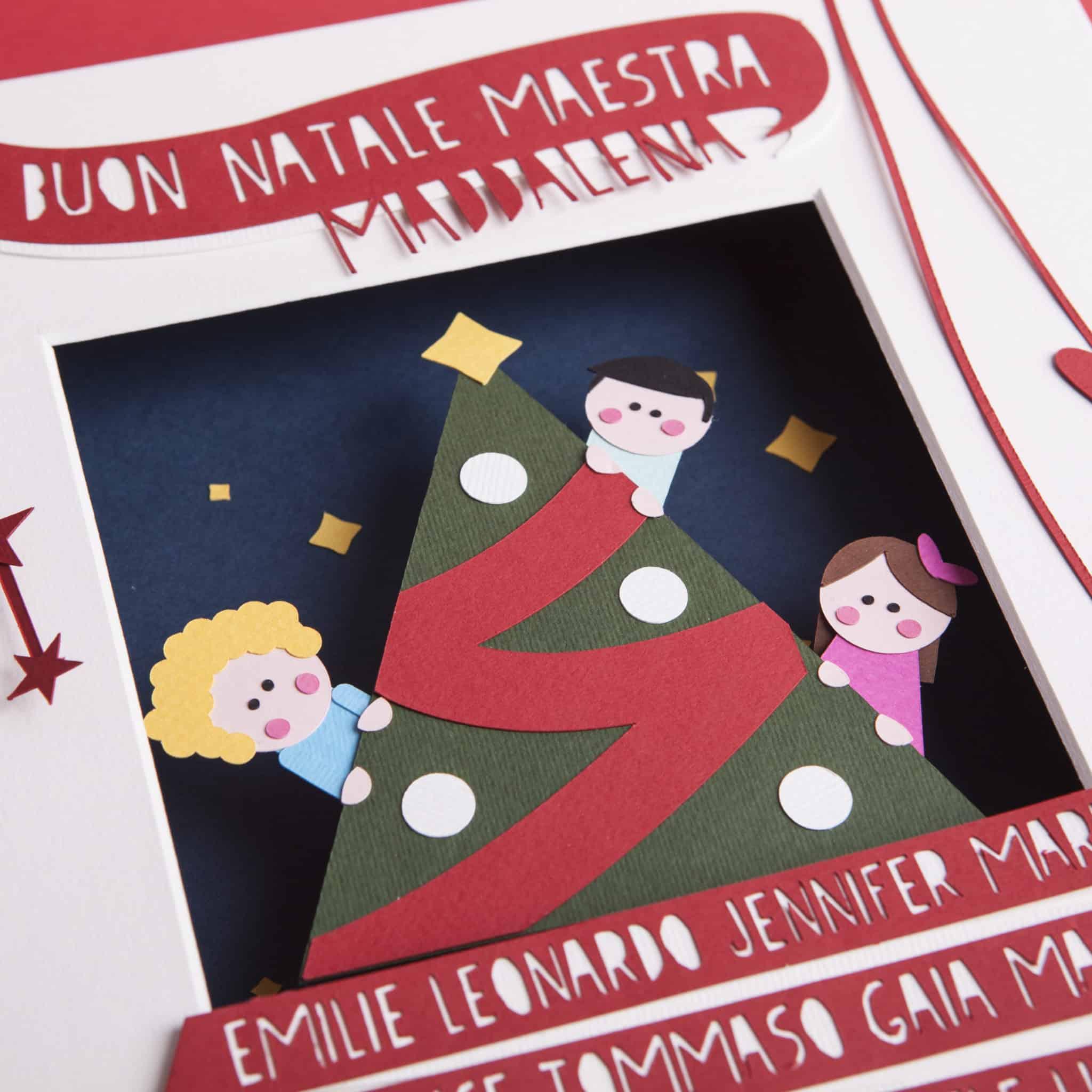 Idea regalo personalizzabile per maestra scuola infanzia, elementari